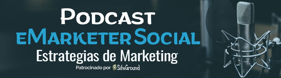 Podcast eMarketerSocial - show cover