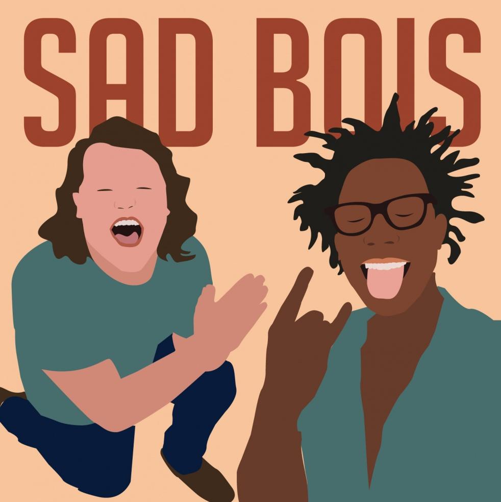 The Sad Bois - imagen de show de portada