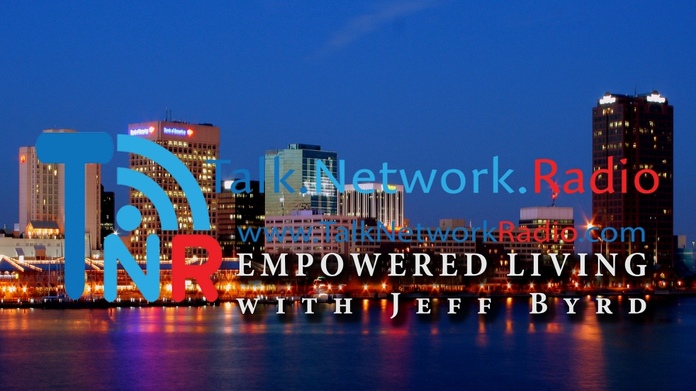 Empowered Living With Jeff Byrd - imagen de show de portada