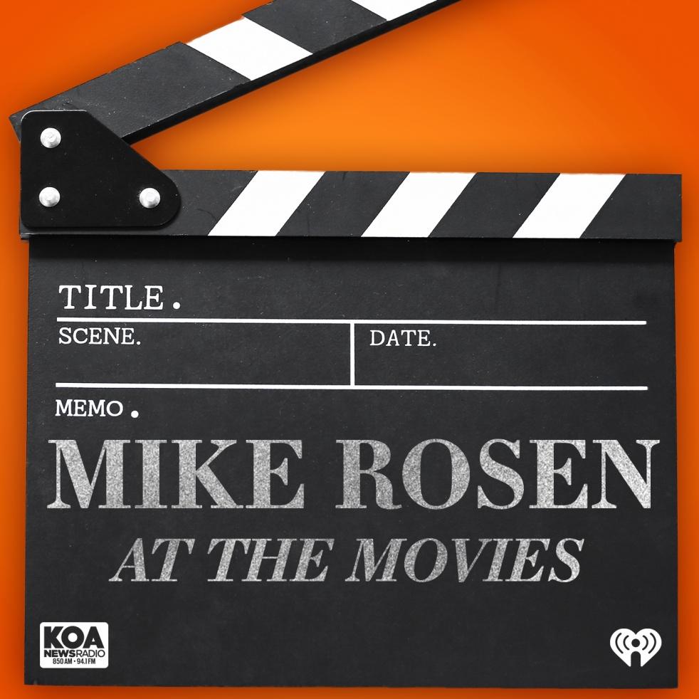 Mike Rosen at the Movies - imagen de show de portada