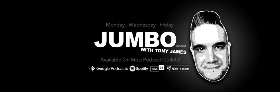 Jumbo with Tony James - imagen de portada