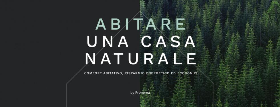 Abitare una casa naturale - immagine di copertina