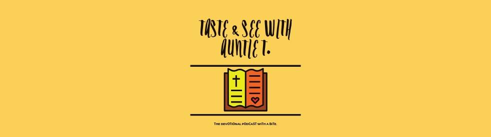 Taste & See with Auntie T. - imagen de portada