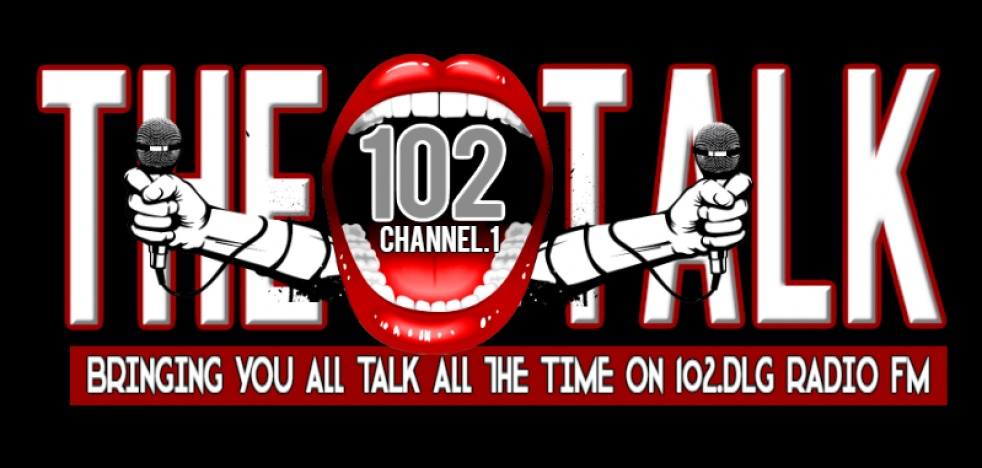 102 THE TALK (Channel #1) - imagen de portada