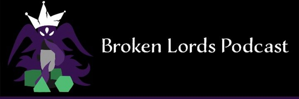 The Broken Lords Tabletop Podcast - imagen de portada