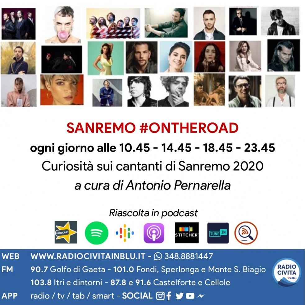 Sanremo 2020 - Gli artisti in gara - imagen de portada