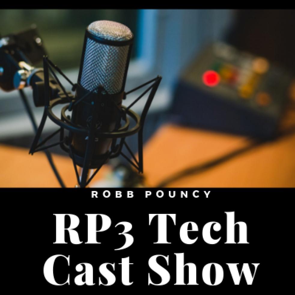 RP3 Tech Cast - show cover