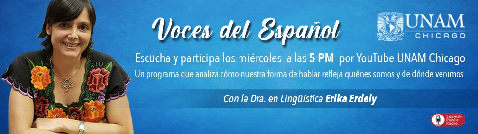 VOCES DEL ESPAÑOL - immagine di copertina