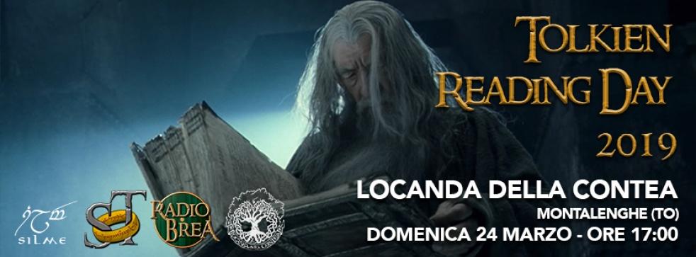 Tolkien Reading Day - immagine di copertina dello show