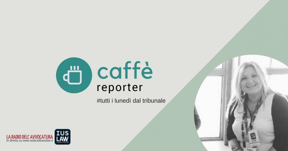 Caffé reporter - imagen de show de portada