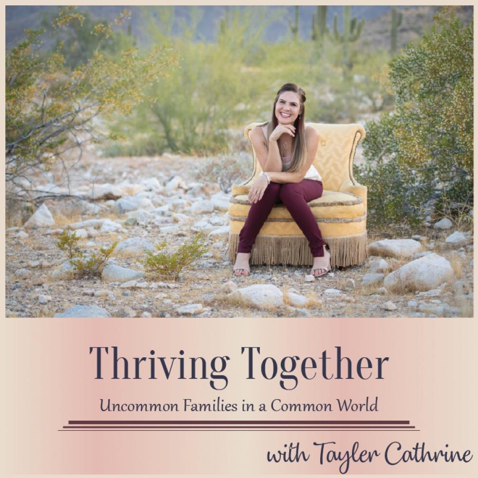 Thriving Together - immagine di copertina dello show