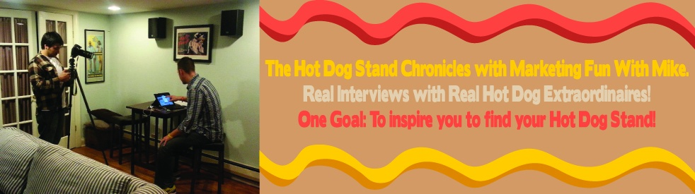 Hot Dog Stand Chronicles - show cover