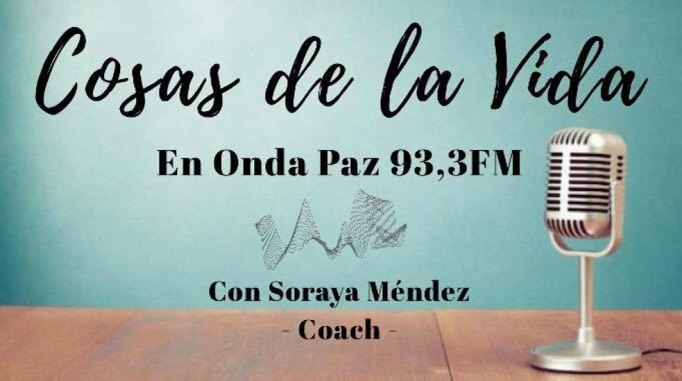 COSAS DE LA VIDA - imagen de show de portada