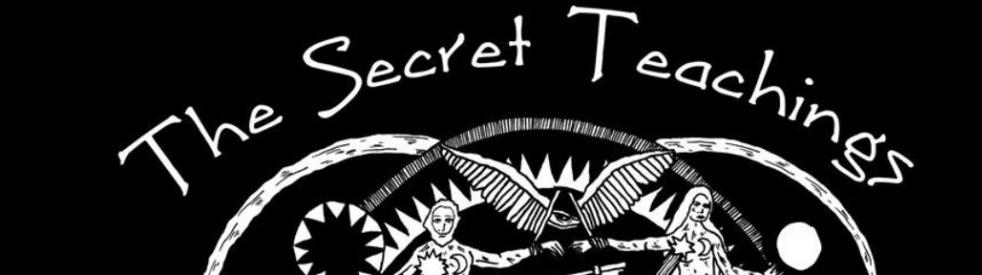 The Secret Teachings - imagen de show de portada