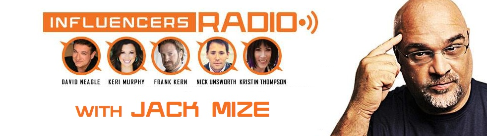 Influencers Radio with Jack Mize - show cover