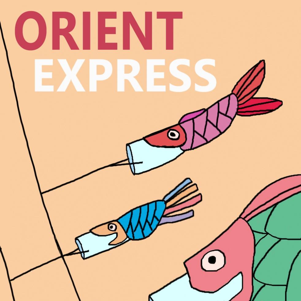 Orient express - immagine di copertina