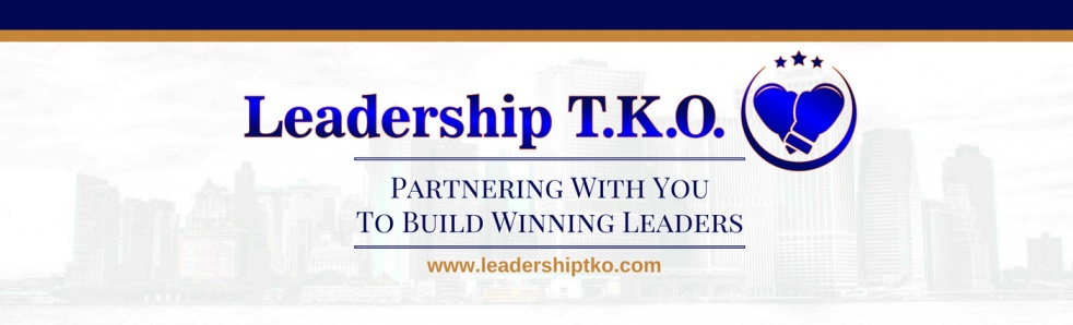 Leadership TKO™ with Lakeisha - show cover