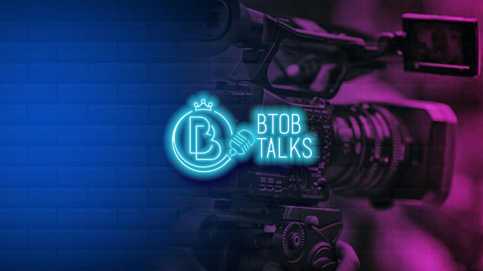 BtoB Talks - Cover Image