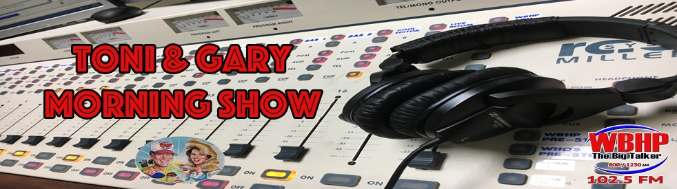 Toni & Gary Morning Show - show cover
