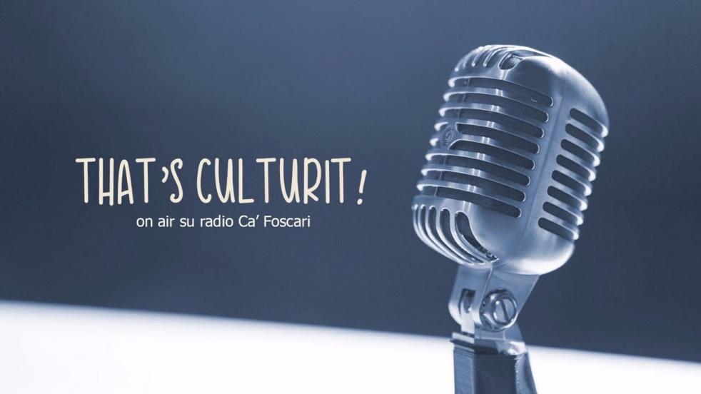 That's Culturit - immagine di copertina dello show