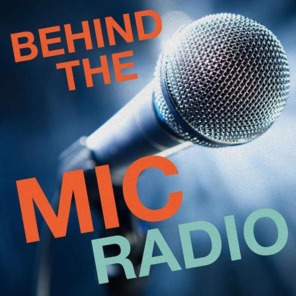 Behind the Mic Radio Show - immagine di copertina