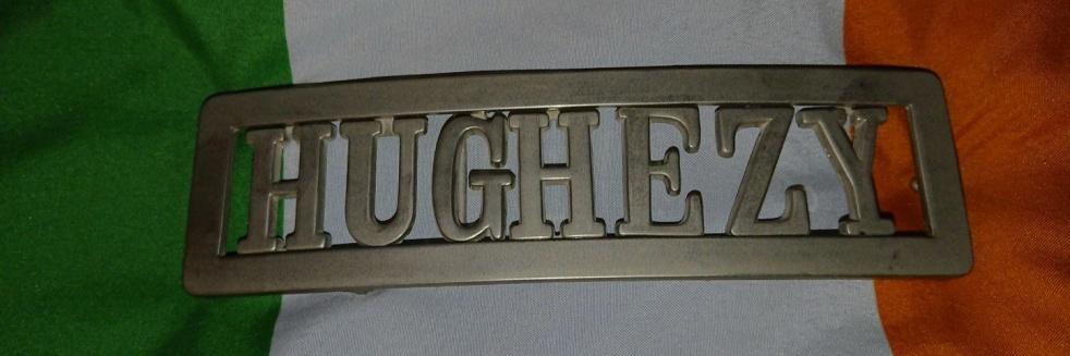 It's Hughezy, Hello! - Cover Image