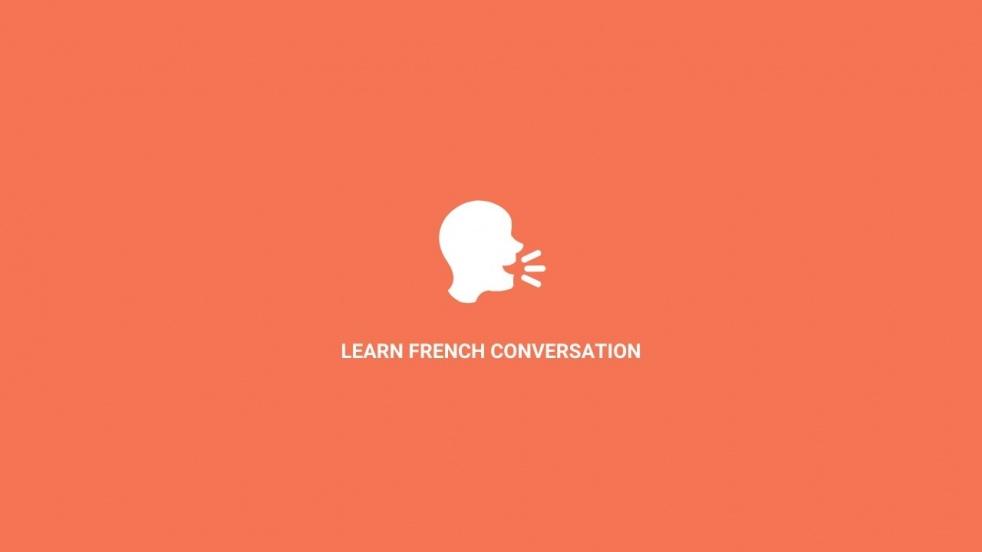 Learn French Conversation - OuiPodcast - imagen de portada