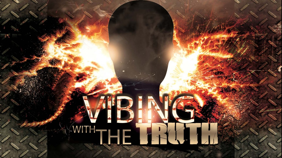 Vibing with the Truth - Cover Image