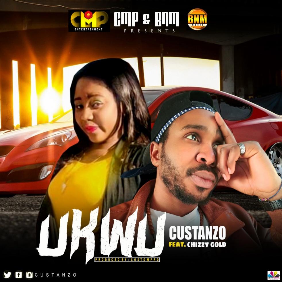CUSTANZO - show cover