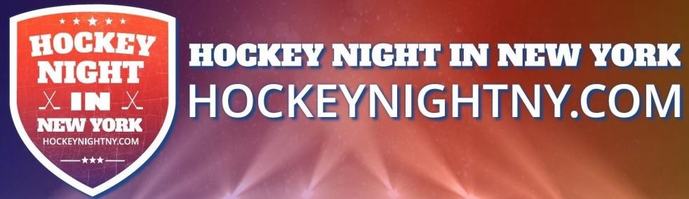 Hockey Night In New York - show cover