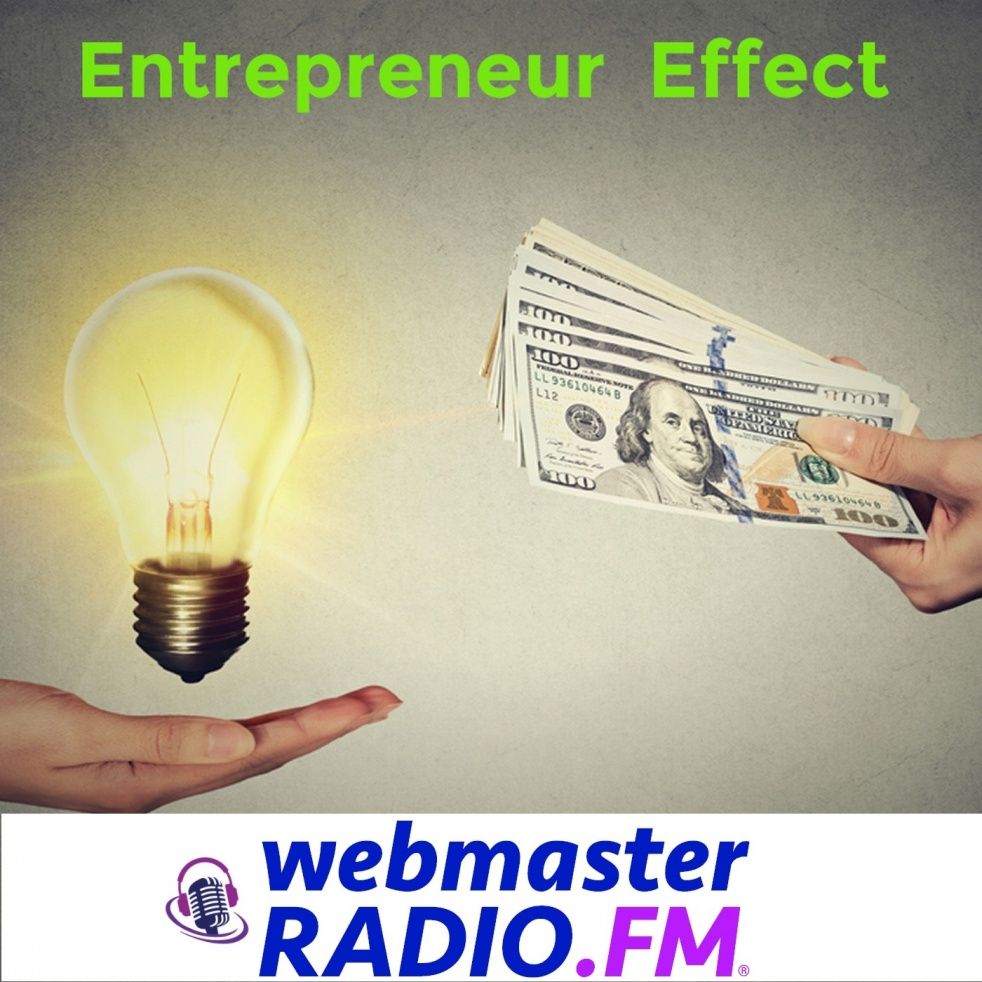 Entrepreneur Effect - imagen de show de portada