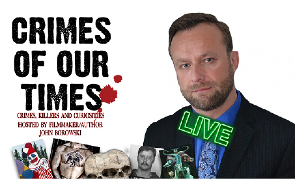 Crimes of Our Times with John Borowski - immagine di copertina