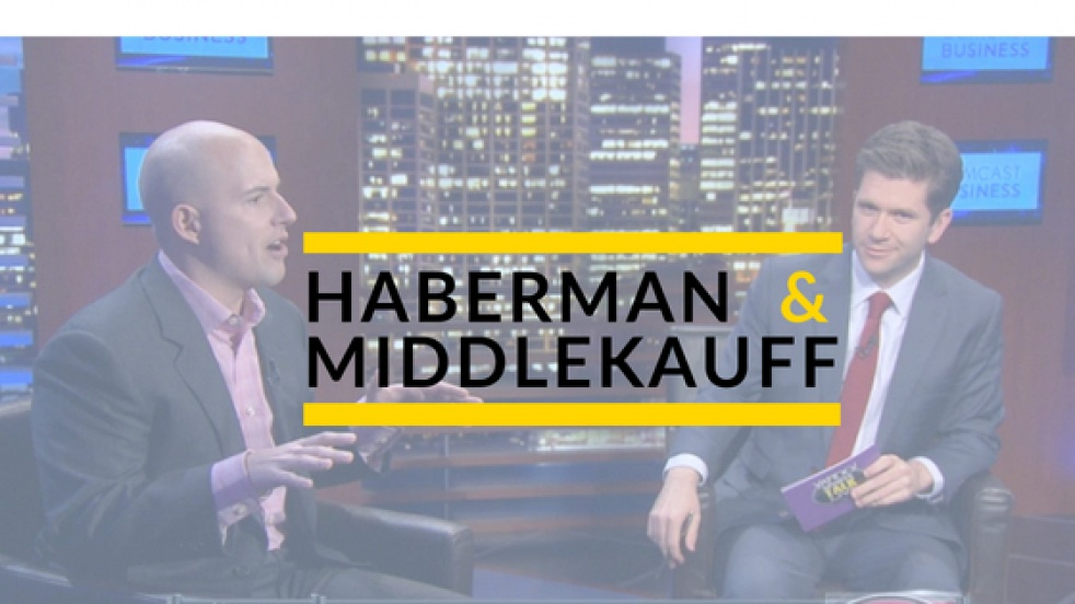 Haberman and Middlekauff - show cover