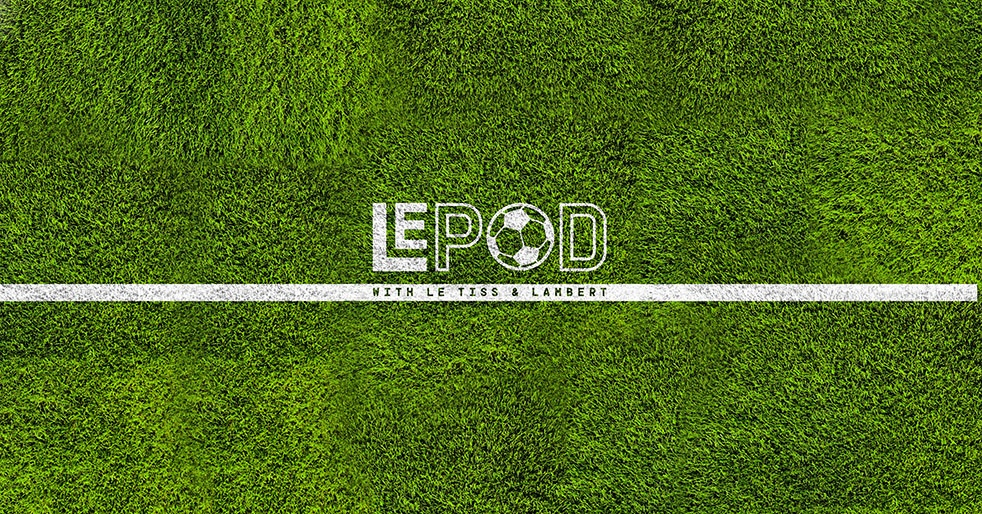 Le Pod with Le Tiss and Lambert - Cover Image
