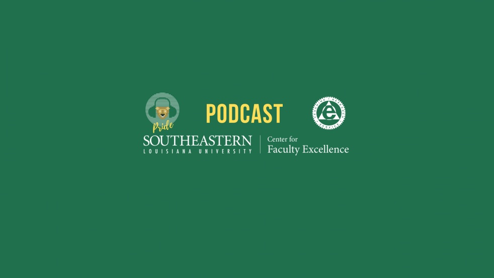 Faculty PRIDE Podcast - Cover Image