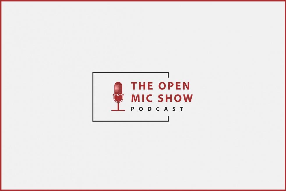 The Open Mic Show - immagine di copertina dello show