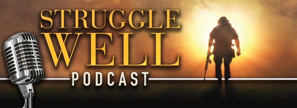 Struggle Well Podcast - imagen de portada