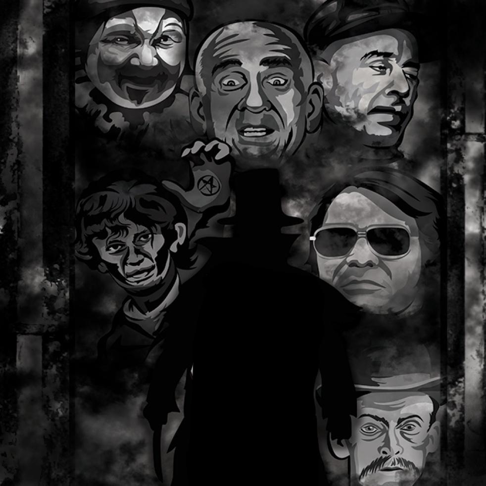 True Crime Horror Story - Cover Image