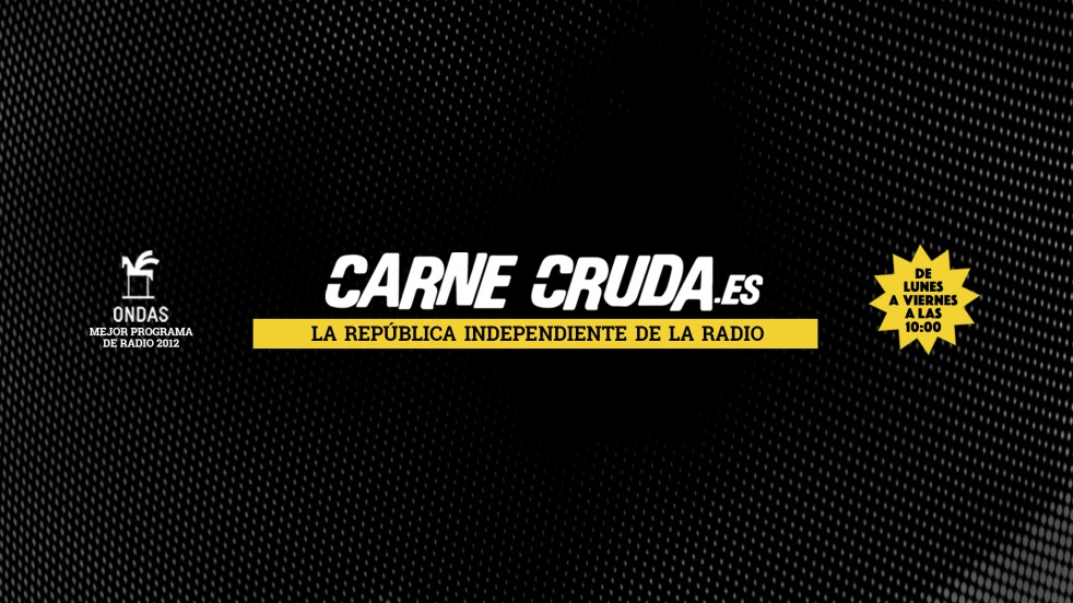 Carne Cruda Podcast - Cover Image