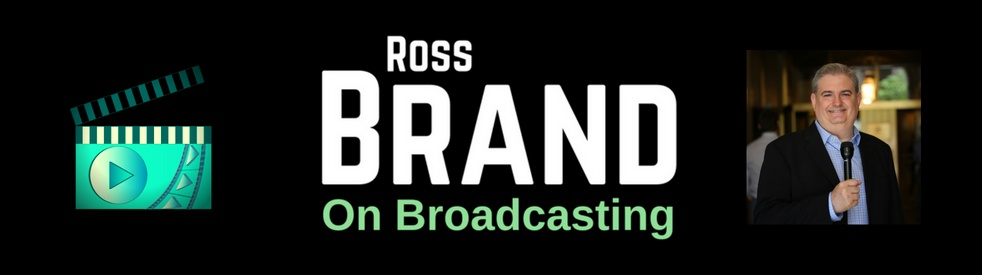 Brand on Broadcasting - show cover