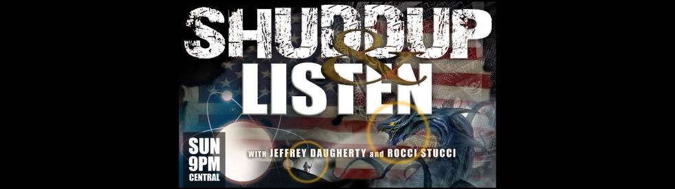 Shuddup And Listen - immagine di copertina dello show