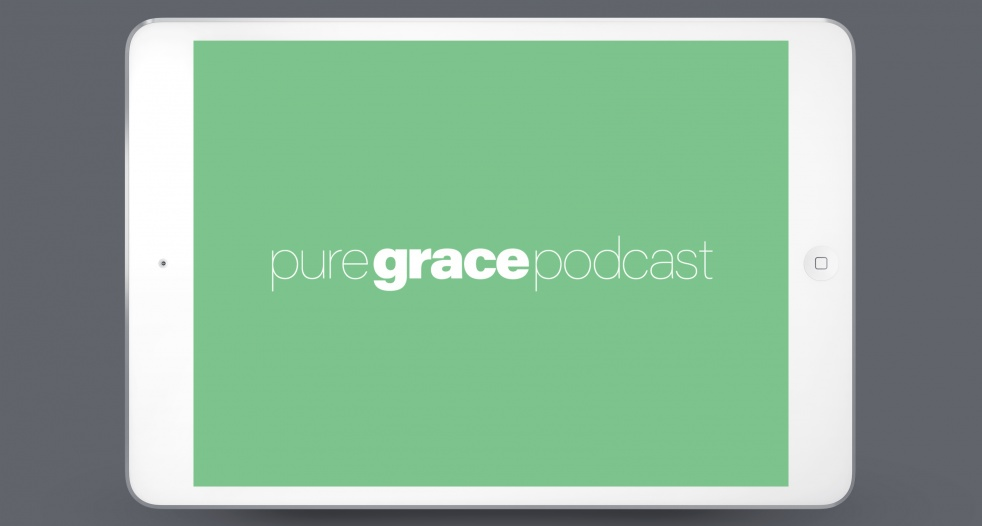 Pure Grace - show cover