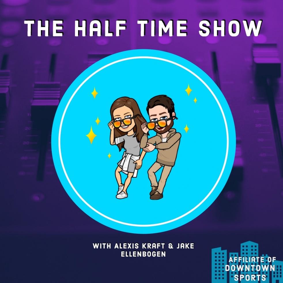 The Halftime Show - imagen de show de portada