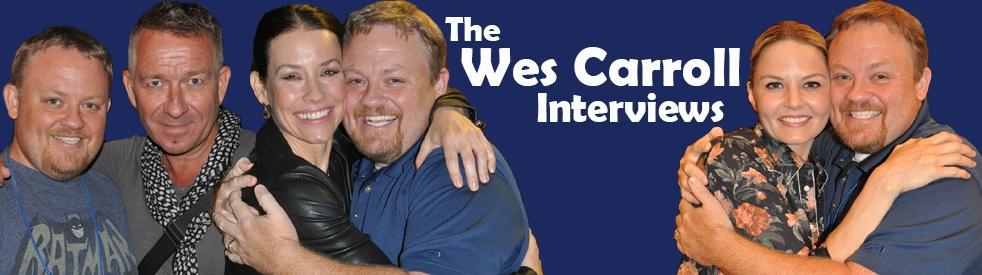 The Wes Carroll Interviews - immagine di copertina dello show