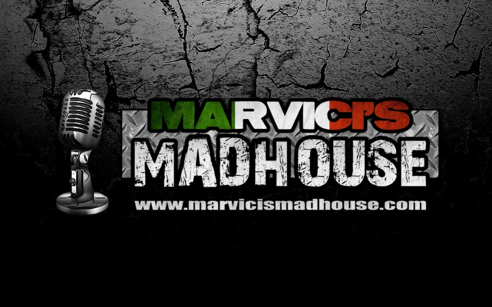 Marvicis Madhouse - show cover