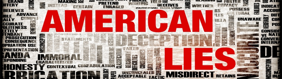 American Lies - Cover Image
