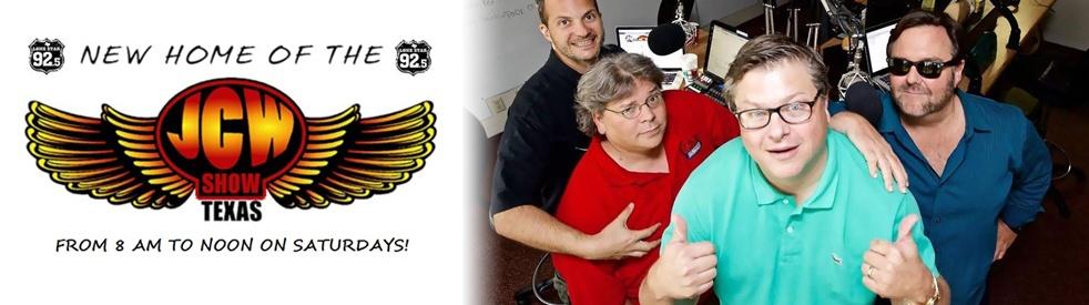 The John Clay Wolfe Show Podcast - imagen de show de portada