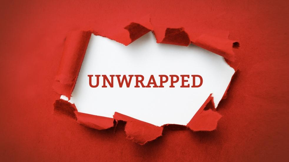 Sounds Unwrapped - imagen de show de portada