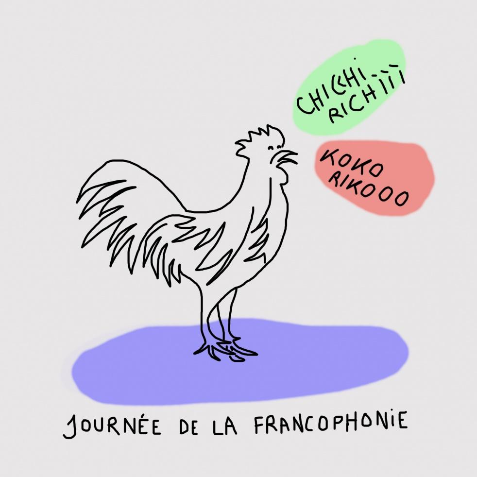 Journée de la francophonie de Rome 2019 - imagen de show de portada