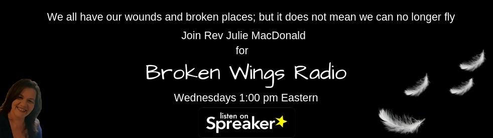Broken Wings Radio - imagen de show de portada